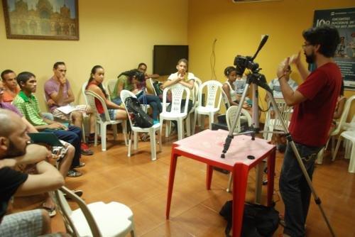 Floriano se prepara para o 11º Encontro Nacional de Cinema e Vídeo dos Sertões