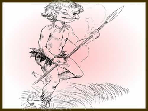 Causos do folclore brasileiro: O Curupira